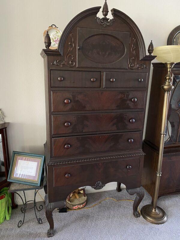 Berkey & Gay Furniture Armoire (1940's ?)