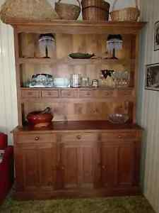 Antique Dresser Recycled Timber Warwick Southern Downs Preview