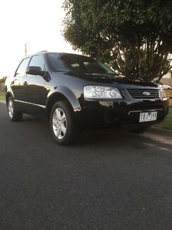 2004 Ford Territory LOW KM's Norlane Geelong City Preview