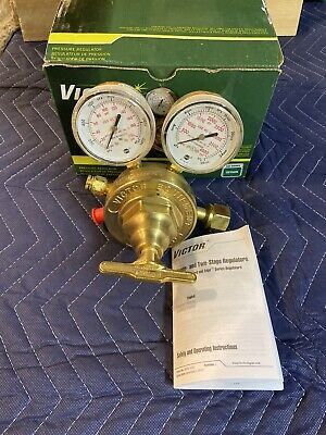 Victor Sr450 Heavy Duty Oxygen Regulator