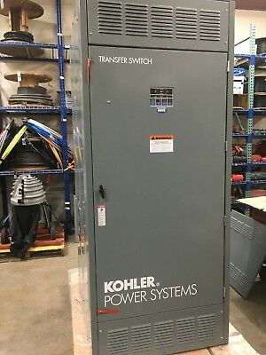 1600a Kohler Automatic Transfer Switch Kct- Amva -1600s