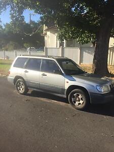2000 Subaru Forester Wagon Bendigo Bendigo City Preview