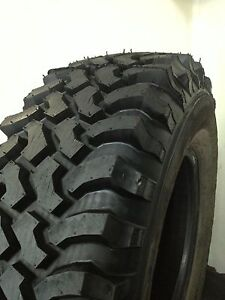 275/65R17 - Mud Terrain Retread Tyre  $100.00 (Lay-By Available)