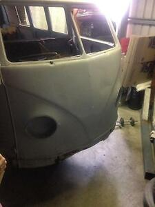 1955 Split Window VW Kombi Rocklea Brisbane South West Preview