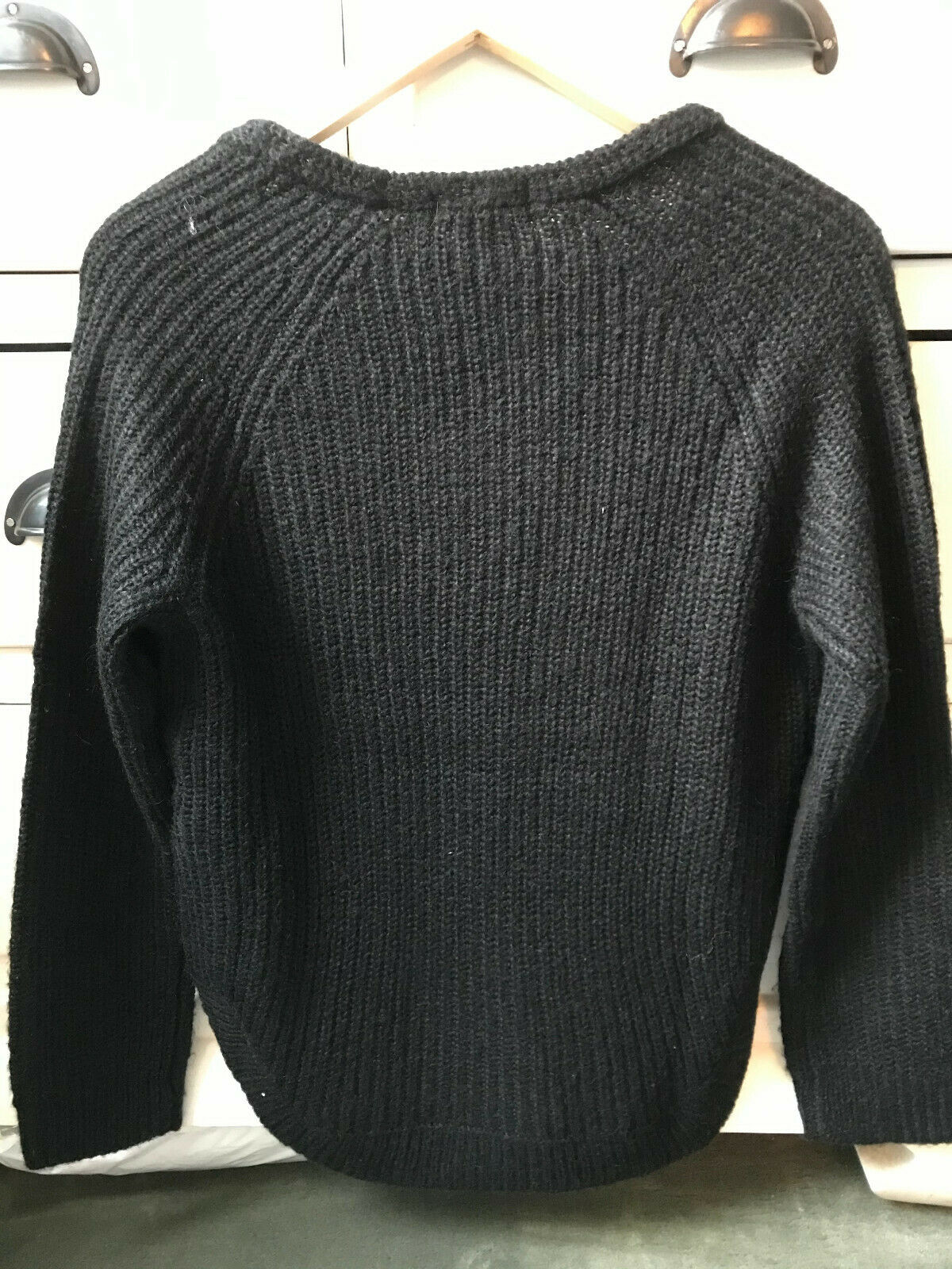 Pull noir taille xs