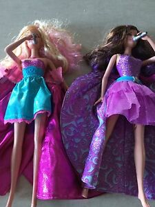 Singing Barbies
