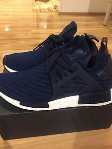 BNWT DS Navy blue Adidas NMD XR1 PK mens Us 9 Southern River Gosnells Area Preview