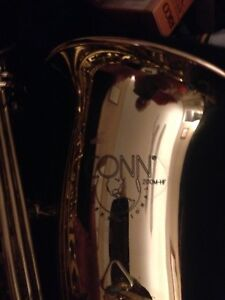 Alto Saxophone by CONN.