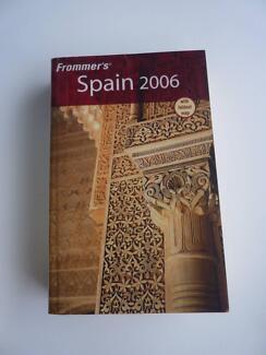 Frommer's Spain 2006