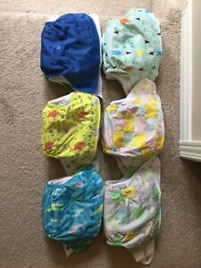 Lil Helper Cloth Diapers