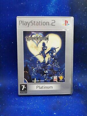 Kingdom Hearts - Platinum (PS2) **GREAT CONDITION!**
