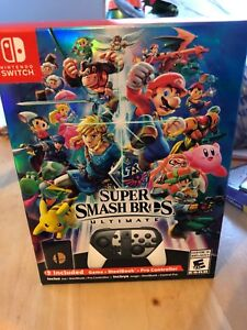 Smash ultimate special edition sealed !