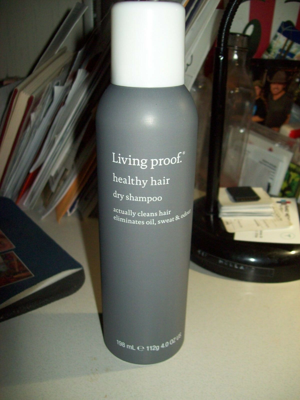 healthy hair dry shampoo 4 oz new