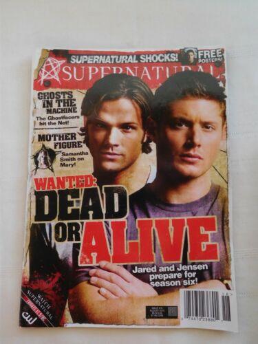 Titan Supernatural Magazine Issue 18  August 2010