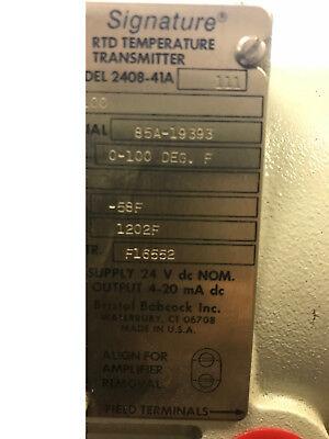 2408-41a-111 Rtd Transmitter