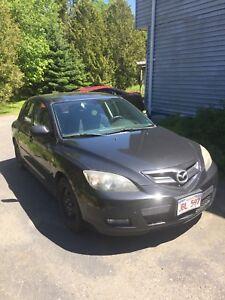 Mazda 3 Sport, needs transmission