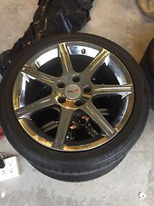 Wheel Rims and tires