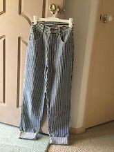 CORFU Striped Jeans (Size 8) Conder Tuggeranong Preview