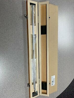 Mitutoyo 953551 Series 511 Extension Rod 19.69 500mm Nib