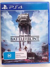 PS4 STARWARS BATTLEFRONT Lutwyche Brisbane North East Preview