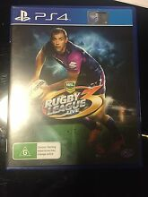 Rugby league 3 playstation 4 game Penrith Penrith Area Preview