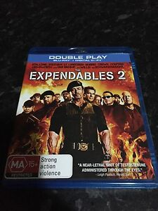 Bluray Expendables 1 & 2 With Digital Copy Excellent Condition Craigieburn Hume Area Preview