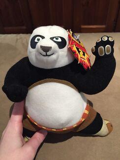 Kung Fu Panda plush toy. Beaumaris Bayside Area Preview