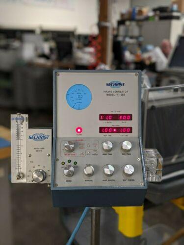 "Sechrist IV100B Infant Ventilator- ""Patient Ready"""