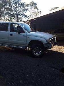 2002 Toyota Hilux Ute Spring Hill Cabonne Area Preview