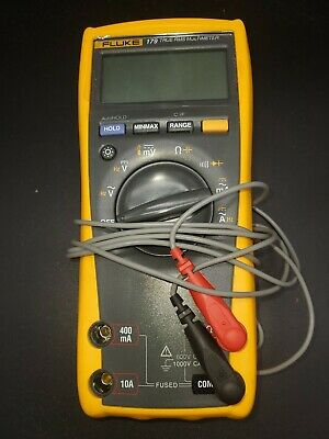 Fluke 179 True-rms Multimeter With Insolation Piercing Probes Only-as1450