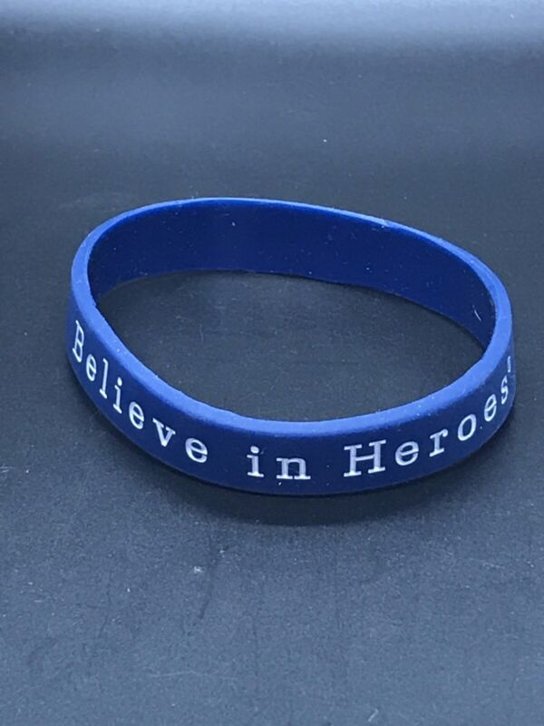 Wounded Warrior Project Blue Wrist Band (Please Support Our Heros)