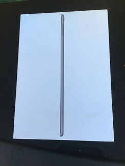 iPad 2017 32gb Wifi + Cell Space Grey ** Brand New Sealed Box**
