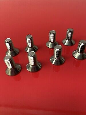 8 Off KIA HYUNDAI Stainless Steel brake disc retaining screws Fast Delivery