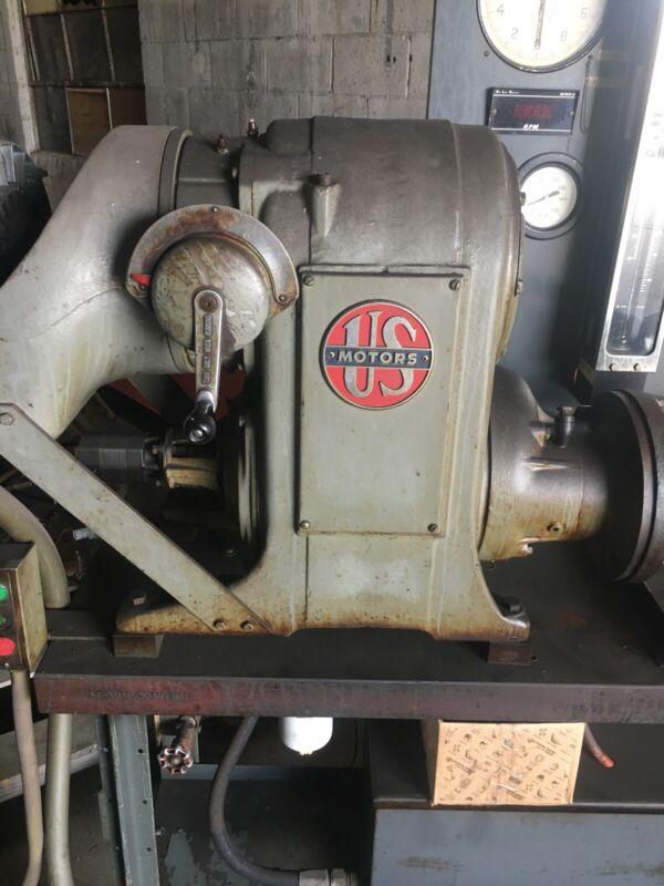 US Electrical Motor - 5 HP 1 Phase Varidrive Motor