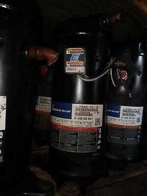Zp42k5e-pfv-130 3 12 Ton R410a 220v Ac Compressor Copeland Scroll