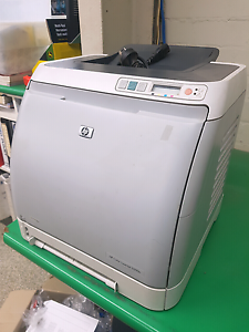 HP Color Laserjet 2600n printer Bowral Bowral Area Preview