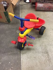 Toddler Bike tricycle with belt