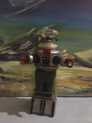 Vintage ,Lost In Space Robot. The B-9 Fully Modified