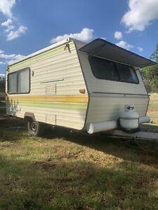 Wanted: Advance Caravan camper van