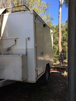 Bus Coach motorhome Safari trailer or luggage trailer Gaven Gold Coast City Preview