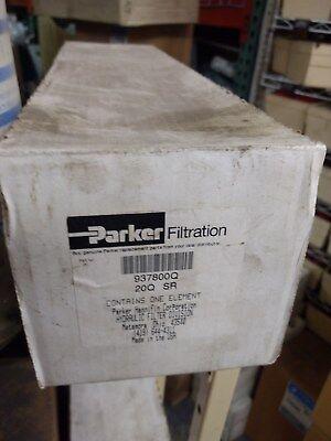 Parker 937800q 20q Rr Hydraulic Filter