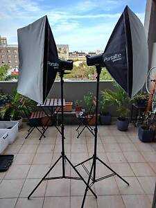 Elinchrom D Lite RX 4 Softbox To Go Stanmore Marrickville Area Preview