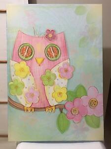 Canvas prints suitable for girls bedroom. Falcon Mandurah Area Preview
