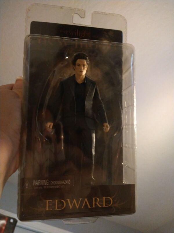 Twilight Saga New Moon EDWARD CULLEN Action Figure Figurine 2009 Doll**NEW***