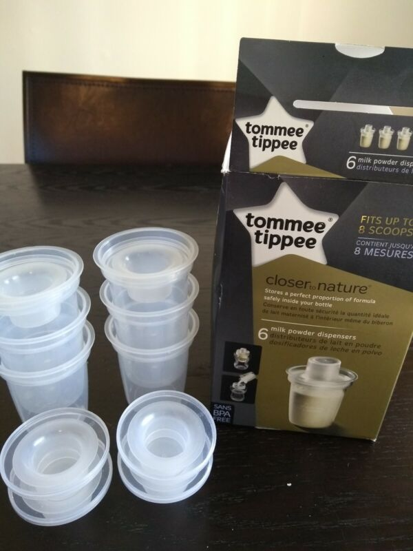 Tommee Tippee Baby Milk Powder and Formula Dispensers