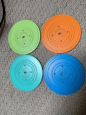 Fisher Price  4 VINTAGE RECORDS for Record Player Music Box