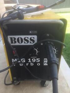 Boss Mig welder 195 amp Fullarton Unley Area Preview