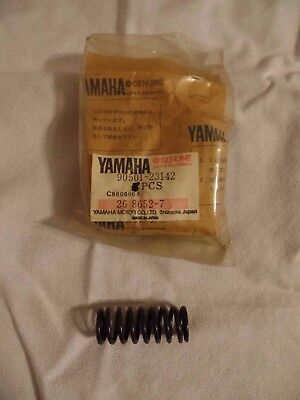 NOS <em>YAMAHA</em> CLUTCH SPRING XS 1 500 750 1100 650 850 XT600 XT550 TX500 T