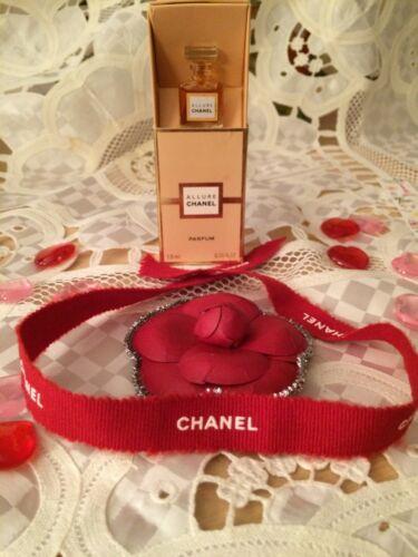 CHANEL ALLURE Authentic Luxury Pure Perfume miniature LTD Gift box 1.5 ml Paris