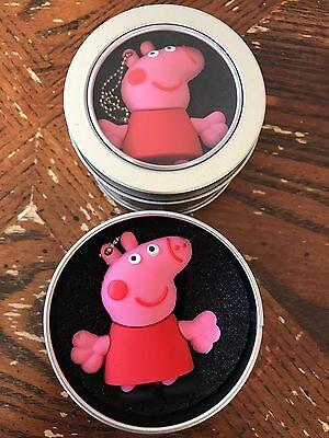 Флэшка 3D Peppa Pig Kids Christmas